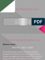 Kromatografi Gas