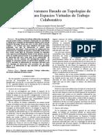 Modelo de Awareness Basado en Topologías de Trabajo Colaborativo