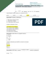 GAB Lista de Exercícios Extras de CONJUNTOS M3 3ºEM1