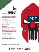 Punisher Challenge 2015