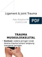 Ligament & Joint Trauma