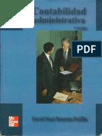 Contabilidad Administrativa Ramírez
