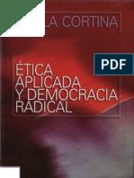 Ética Aplicada y Democracia Radical
