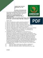 AMISOM DJIBOUTIAN TROOPS MARK 38TH ANNIVERSARY