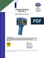 Manual Camara Termica Pce Tc2