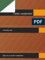 Turbo Compresde panaor (1)