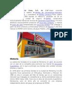 Cadena Comercial Oxxo