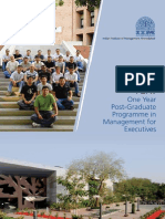IIMA Admission Brochure