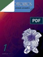 Revista Sin Contornos n° 1 (Espacio de entramado psicoanalítico)