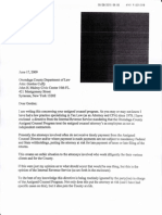 irs opinion letter and daniel arno, esq cover letter, part 1