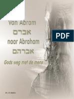 Van Abram Naar Abraham - Drs. J.G. Hoekstra