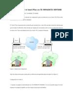 Cómo Configurar El Túnel IPSec en TD