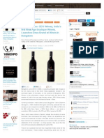 Wine India Website