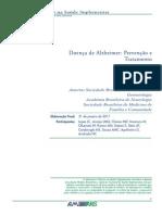 Alzheimer Prevencao