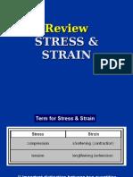 Stress & Strain