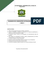 Examen 2015 - Ultimo Con Clave