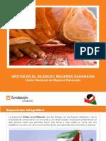 PDF Gritos en El Silencio.mujeres Saharauis