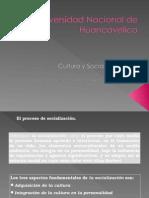 Cultura y Socializacion 1