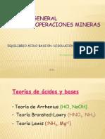 Clase Acido Base