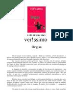 Luis Fernando Verissimo - Orgias