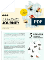 DAAD Culinary Journey Study in 2011