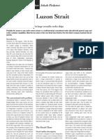 Reefer Vessel description