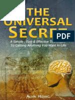 The Universal Secret