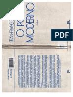 Lyotard Pos Moderno