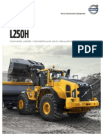 340468 Volvo L250H Product Brochure