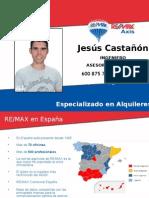 Dossier alquiler Jesús Castañón