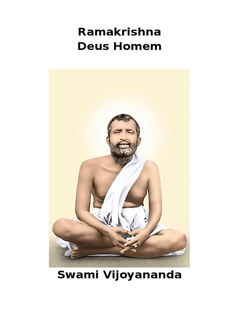 33a402588 Ramakrishna Deus Homem 1