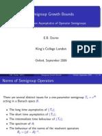 semigrupos