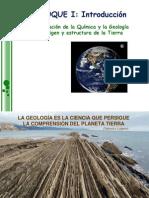 Tema 1 Ciencias de la Tierra