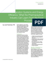 ENERGY EFFICIENCY IN REFRIGERATION SYSTEMS