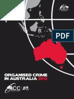 Organised Crime in Australia Report 2013