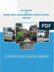 Development of Nepal Road Safety Management System