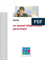 Guide Telephone CDC
