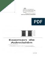 Universidad Nacional Exámenes Generales