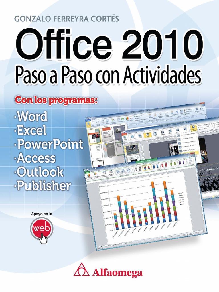 2010 Paso a Paso Con Actividades
