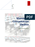 Manual Comunicacion Efectiva