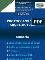 Tema 3 Protocolos y Su Arquitectura 1