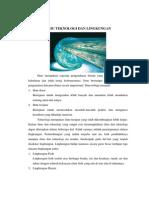 Ilmu Teknologi dan Lingkungan
