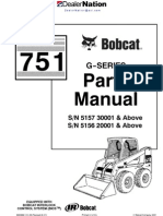 Bobcat 753 Service Manual | Tire | Elevator