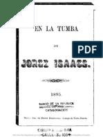 En La Tumba de Jorge Isaacs