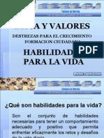 ETICA Y VALORES DESTREZAS PARA EL CRECIMIENTO.ppt