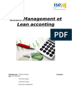 Le Lean Management Et Lean Acconting