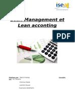 Le Lean Management Et Lean Acconting