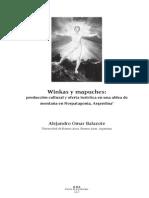 Balazote - Winkas y Mapuches