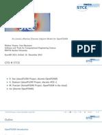 14th EuroAd Workshop - Markus Towara - An effective discrete adjoint model for OpenFOAM.pdf