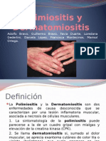 Polimiositis y Dermatomiositis ...